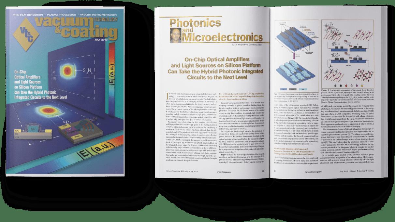 Vacuum Technology, Coating & Hardware   Vacuum Processing