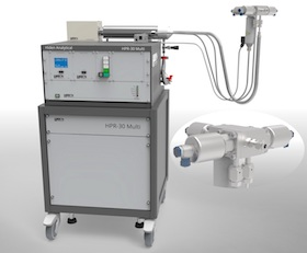 HPR-30 Series � Vacuum Process Analysers